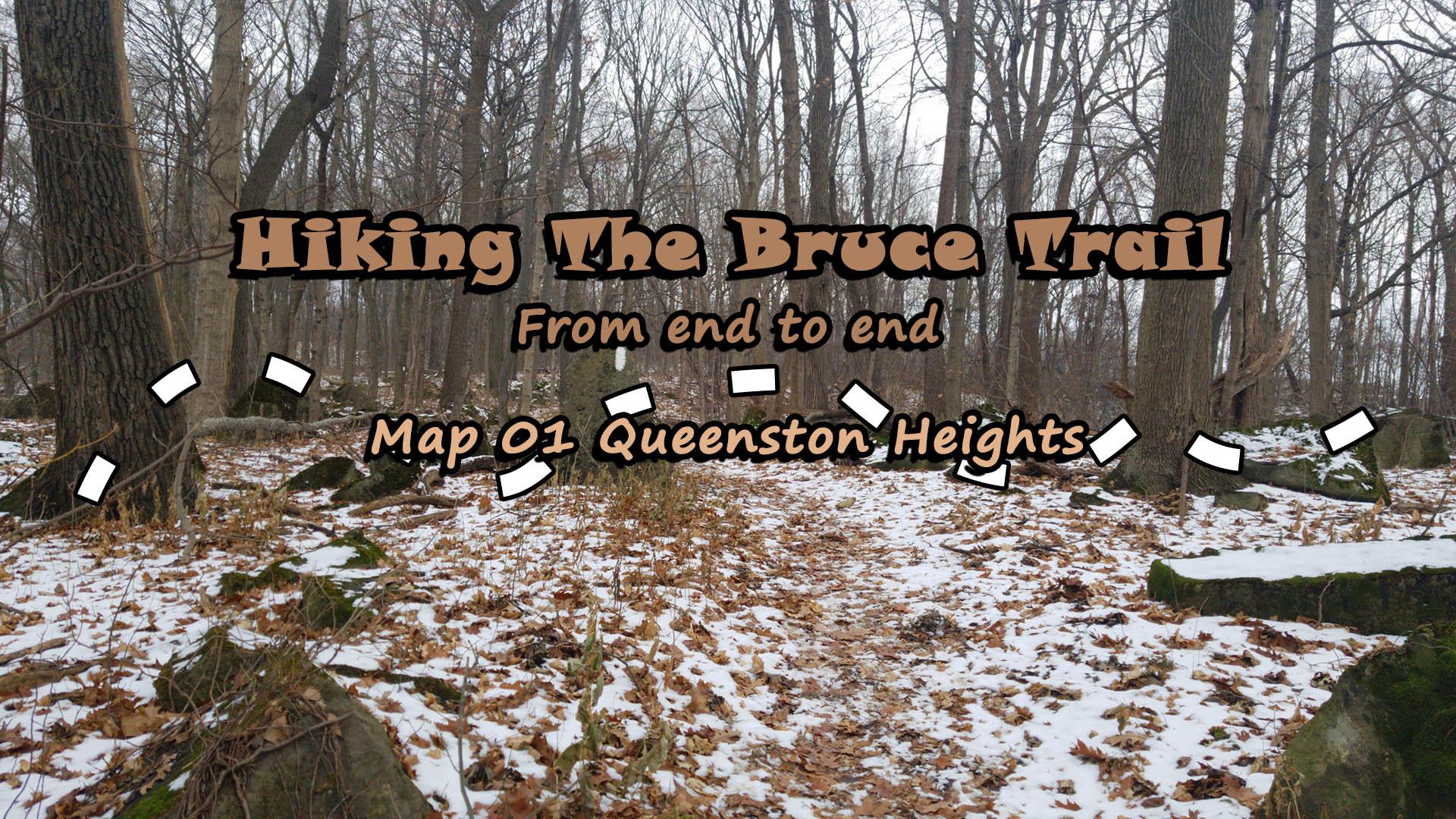 Bruce Trail 01 Queenston Heights