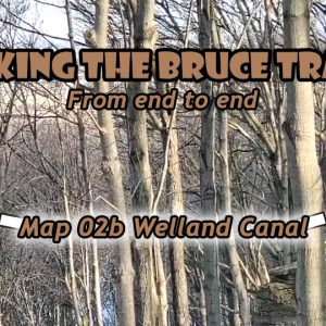 brithikesontario bruce trail welland canal